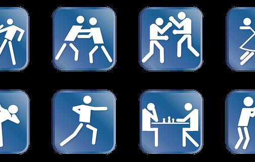 Quelles sont les différentes catégories de sports?