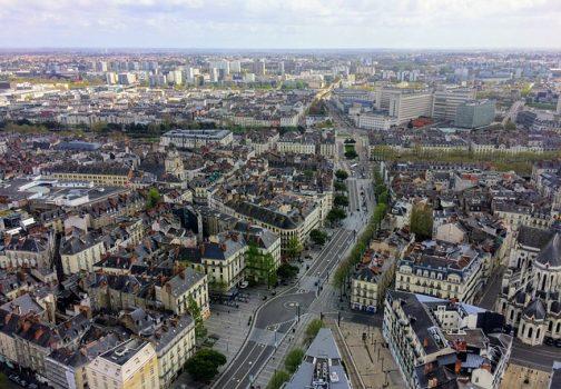 Les nouveautés quand vous prenez un taxi pour la gare de Nantes