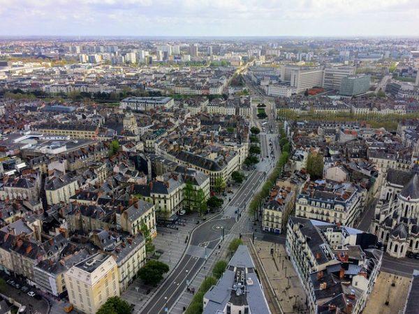Nantes comment se rendre gare de Nantes