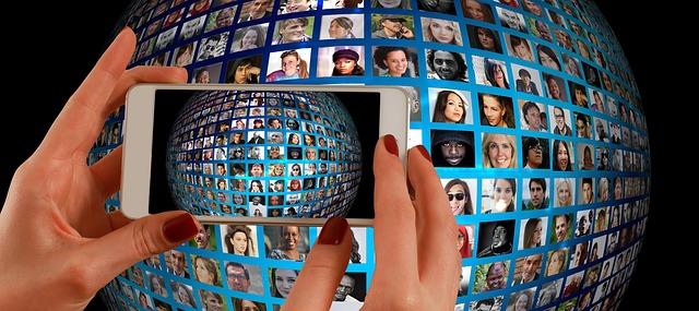 communication impression virtuelle et digitale