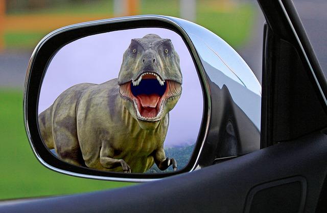 Les vêtements dinosaure un style rétro?