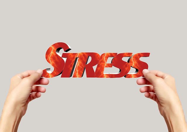 comment évacuer le stress
